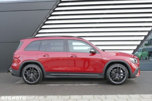 Mercedes-benz Glb 35 AMG 4Matic, MBUX, Distronic, Dealer Witman, nr. 10205