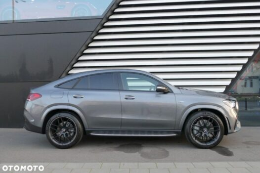 Mercedes-benz Gle 53 AMG 4Matic+, Distronic, MBUX, Dealer Witman, Nr. 04343