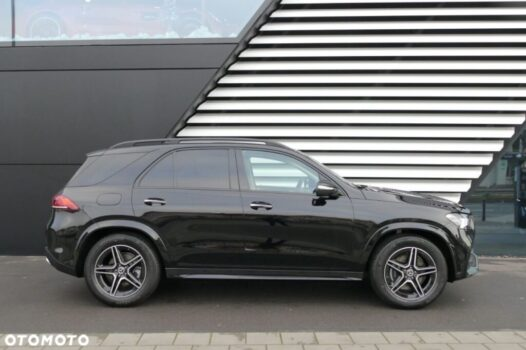 Mercedes-benz Gle 300d 4Matic, Pakiet AMG, Burmester, Dealer Witman, Nr. 04735