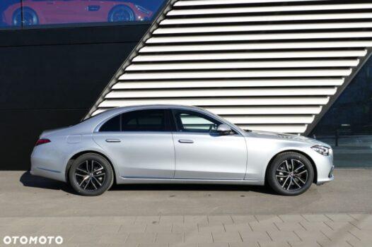 Mercedes-benz Klasa-s 400d Long, Nowy model w223, Dealer Witman, Nr. 23565