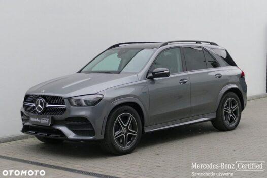 Mercedes-benz Gle 350de hybryda DEMO Salon Polska Gwarancja FV23% ASO Witman