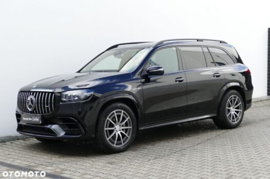 Mercedes-benz Gls 63 AMG, 4Matic+, aso Witman, demo