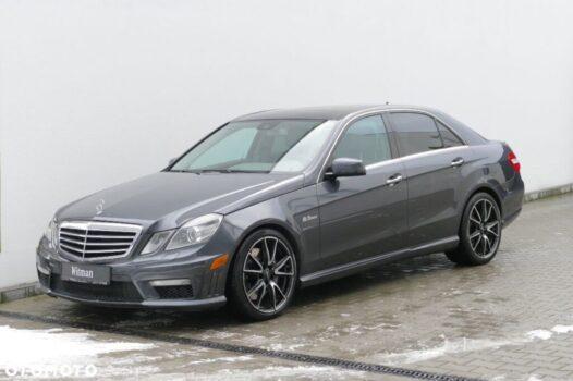 Mercedes-benz Klasa-e E63 AMG 525KM ASO Witman