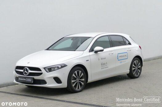 Mercedes-benz Klasa-a A 250e Style DEMO 160KM Gwarancja ASO Witman FV23%