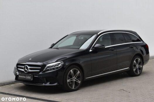 Mercedes-benz Klasa-c 200, 4Matic, ASO Witman