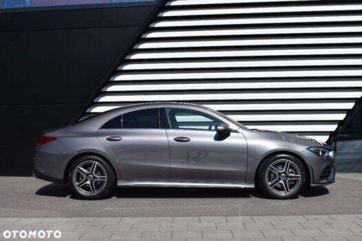 Mercedes-benz Cla 200 4Matic Coupe, Pakiet AMG, MBUX, Dealer Witman, Nr. 02764