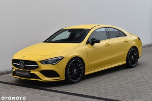 Mercedes-benz Cla 200, Aso Witman, salon Polska, FV VAT