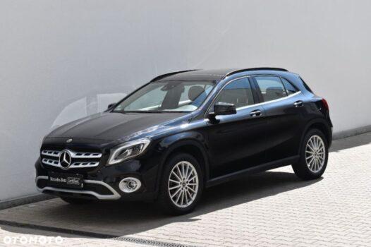 Mercedes-benz Gla 200, salon Polska, aso Witman FV VAT