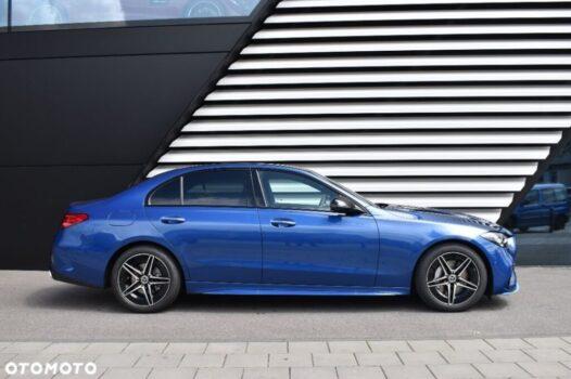 Mercedes-benz Klasa-c 180 Business Edition, Nowy Model, Pakiet AMG, Dealer Witman, Nr. 07555