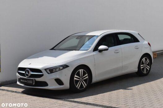 Mercedes-benz Klasa-a 180, serwis Aso, salon Witman