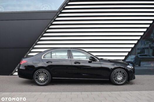 Mercedes-benz Klasa-c 180, Linia Avantgarde, MBUX, Dealer Witman, Nr. 08737