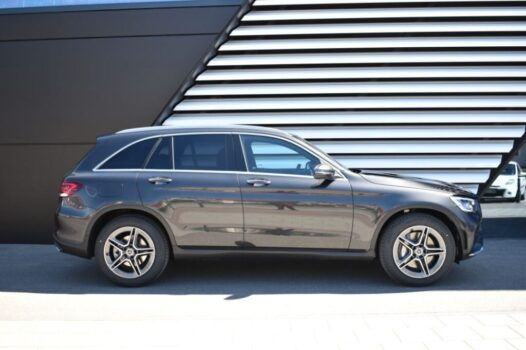 Mercedes-benz Glc 200d 4Matic, Pakiet AMG, Dealer Witman, Samochód DEMO