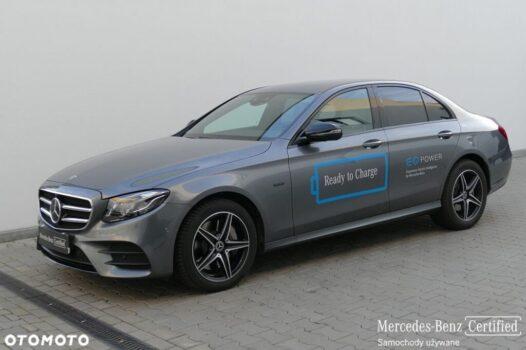 Mercedes-benz Klasa-e 300de ,Dealer Witman, DEMO