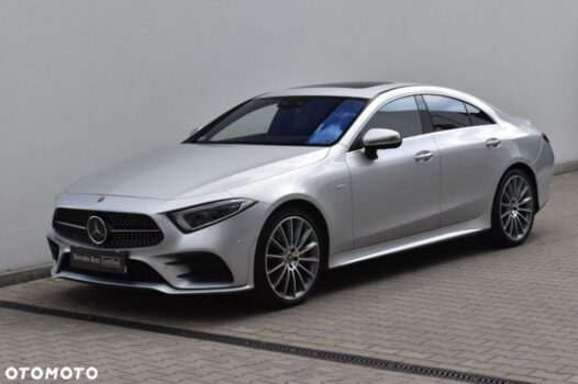 Mercedes-benz Cls 400d, Edition 1, 4MATIC, Aso Witman