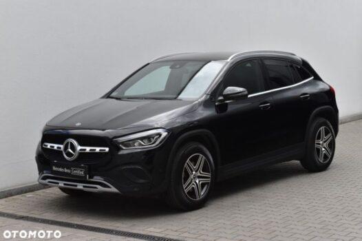 Mercedes-benz Gla 200, Aso Witman, niski przebieg, 2kpl kół