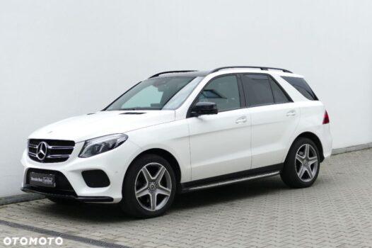 Mercedes-benz Gle GLE 350d 4matic FV 23% polski salon