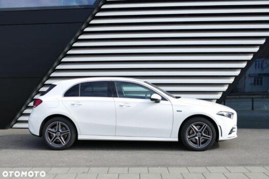 Mercedes-benz Klasa-a 250e, Hybryda Plug In, Pakiet AMG, Dealer Witman, Nr. 20656