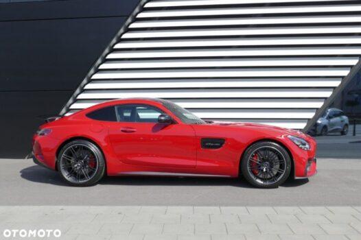Mercedes-benz Amg-gt C, Burmester, AMG Speedshift, Dealer Witman, Nr. 06928