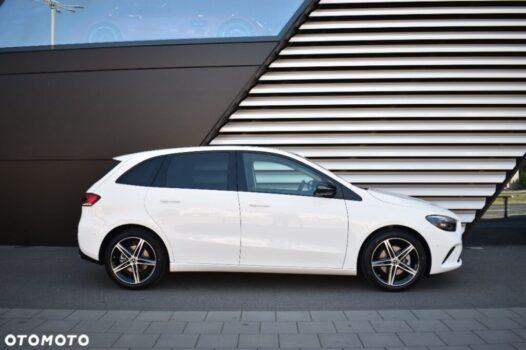 Mercedes-benz Klasa-b 200 4Matic, Pakiet AMG, MBUX, Dealer Witman, Nr. 04285