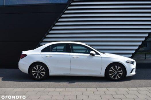 Mercedes-benz Klasa-a 180d Limuzyna, Linia Style, Dealer Witman, Nr. 02945