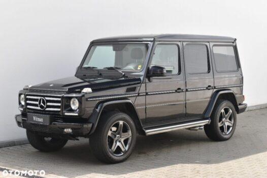 Mercedes-benz Klasa-g 500, piękny stan, aso Witman, salon Polska