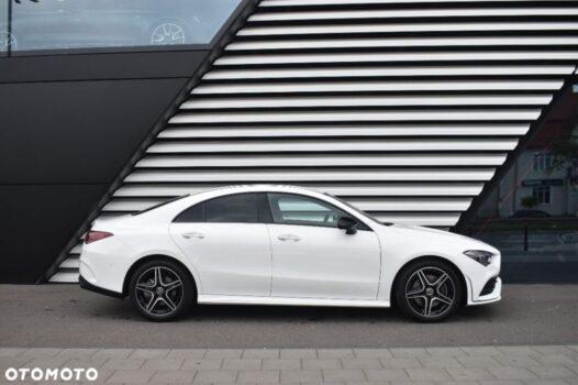 Mercedes-benz Cla 200, Linia AMG, MBUX, Dealer Witman, Nr. 26021