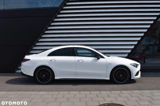 Mercedes-benz Cla 200 4Matic Coupe, Pakiet AMG, MBUX, Dealer Witman, Nr. 02701